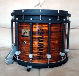 Yamaha Marching Snare Drum 12 x 14 SFZ Completely Custom