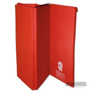 Martial Arts Mat MMA Wrestling Equipment Gear 4x6 Red