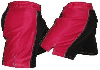 Pink Female Mixed Martial Arts MMA Shorts Female Fight Shorts