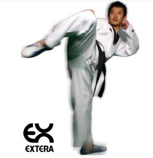 Extera DOBOK Uniforms WTF Approved TKD Asian Martial Arts