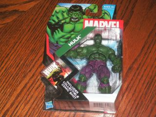 Marvel Universe Action Figures Wave 18 Incredible Hulk