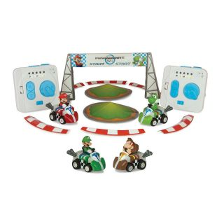 Mario Kart Wii Battle Radio Control Play Set