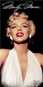 Marilyn Monroe Hollywood Star Legend Beach Towel New