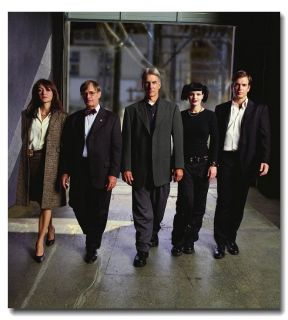 NCIS Poster 26 Mark Harmon Michael Leroy Anthony Hot TV Shows Abby