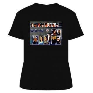 NCIS Mark Harmon TV US Navy Black T Shirt