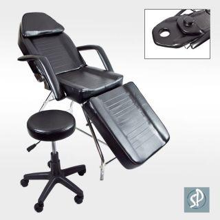 Massage Table Bed Chair Facial Tattoo Salon Equipments