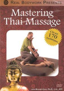 Massage Therapy Supplies Mastering Thai Massage DVD