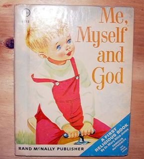 Me Myself and God Rand McNally Mary Alice Jones 1965