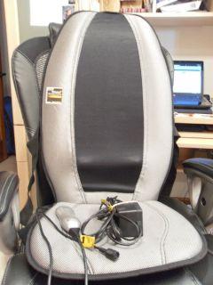 Homedics Shiatsu Massaging Cushion SBM 300 Massage Back Seat