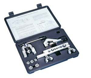 Mastercool Heavy Duty Flaring Tool Kit Double Flare Tubing Cutter New