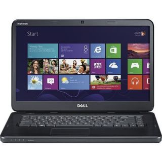 New Dell Inspiron 15 Laptop 320GB 2GB DDR3 HDMI Windows 8 Bluetooth