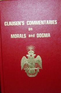 Masonic Templar Lodge Secret Symbols Degrees Clausen Jewels Medals