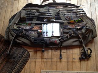Mathews Switchback Bow