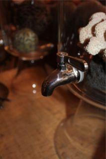 Marseilles Glass Beverage Dispenser Large