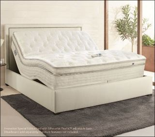 COMFORT SLEEP NUMBER KING MODEL iLE LIMITED ED COMPLETE BED FOUNDATION