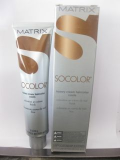 Matrix So Color Permanent Hair Honey Cream Color