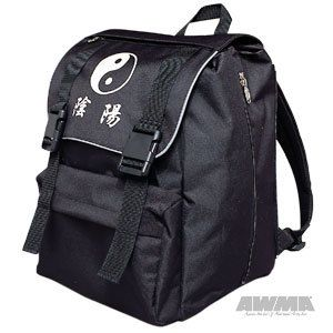 Yin Yang Backpack Martial Arts Equipment Gear Bag New