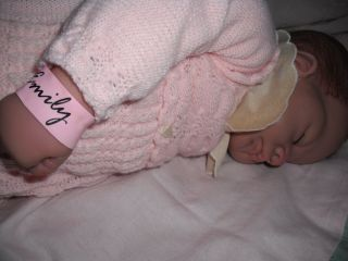 Real Loving Emily Baby doll 1st edition By Linda Webb Ashton Drake Gal
