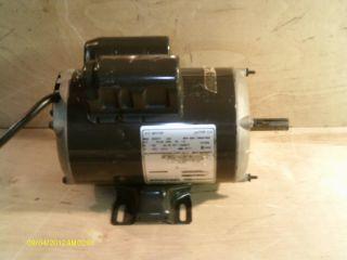 Craftsman Belt Drive Table Saw Motor 824377 Rated 1 5HP 3HP Max Runs