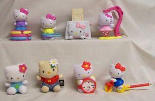 McDonalds 2004 Hello Kitty 30th Anniversary Set NIP