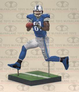 Calvin Johnson McFarlane NFL 30 Action Figure Lions New