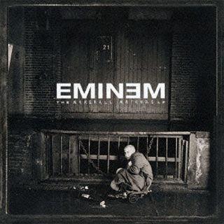 Eminem The Marchall Mathers LP Japan SHM CD D50