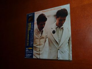 John McLaughlin Love Devotion Surrender Japan mini lp cd Santana Jan