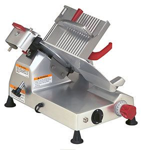 Berkel 825A 10 Manual Gravity Feed Meat Slicer 1 3 HP