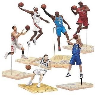 MCFARLANE NBA SERIES 21 FACTORY SEALED CASE 8 Figures Lin Lebron Love