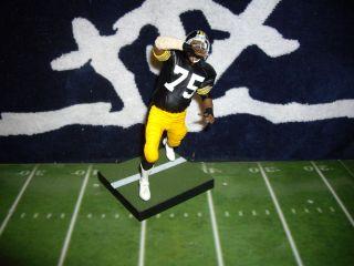 McFarlane NFL Pittsburgh Steelers Mean Joe Greene Loose Figure