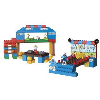 Mega Bloks The Smurfs Symphony Super Set