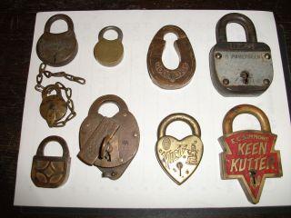 Locksmith Padlocks Protector Jr Keen Kutter Gehartet