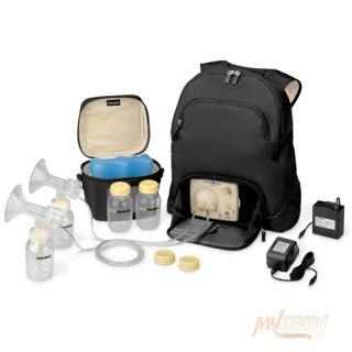 MEDELA PUMP IN STYLE ADVANCE BREAST PUMP BACKPACK MINT CONDITION FREE