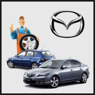 Mazda Mazdaspeed 3 2009 2011 (2nd Gen) Service Repair Manual 2010 2011