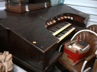 MORTON PIPE ORGAN OWNED BY BYRON MELCHER HISTORICAL SIGNIFICANCE JFK