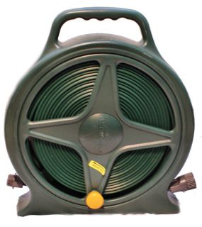 Melnor 75 Foot Reel to Reel Water Hose Garden Hose