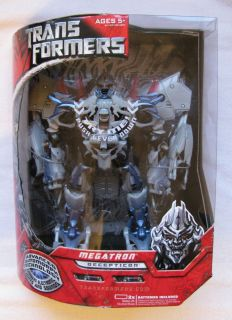 Transformers Movie Megatron Leader Class – New SEALED