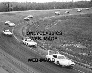 71 USAC Stock Car Race Pocono Photo Mcclusky Superbird