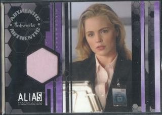 Alias Season 3 PW3 Melissa George Reed Shirt