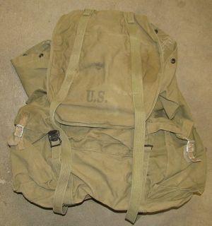 WW2 Meese Inc 1942 U s Army Mountain Troops Rucksack