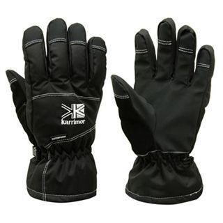Karrimor Waterproof Winter Thermal Mens Gloves Black Size L RRP £19