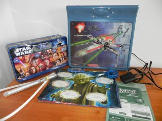 Star Wars Meon Animation Picture Maker Neon Light and Star Wars Puzzle