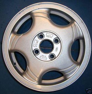 One 1995 1996 1997 1998 Mercury Mystique 15 Factory Wheel Rim 3129