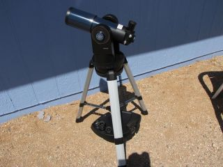 Meade ETX 80AT TC GOTO Telescope Kit Autostar Computer Control Tripod