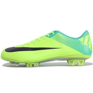 Nike Mercurial Vapor VII FG Soccer Cleats Yellow 441976 754