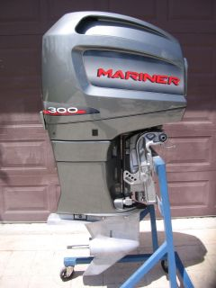 300 Hp Mercury Outboard On Popscreen