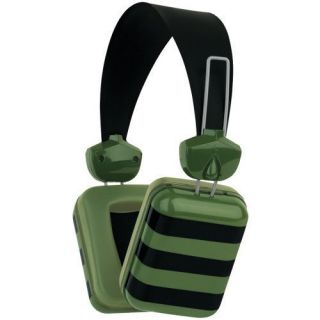 Merkury Innovations Headphone Stereo Rugby Military Camo Mini Phone