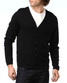 Per Me Uomo 100 Merino Wool Cardigan Sweater