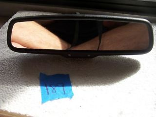 2008 Mercury Sable Rear View Mirror GNTX 455 015892