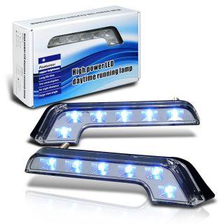 Mercedes Benz L Style LED Daytime Running Head Bumper Tail Fog Lights